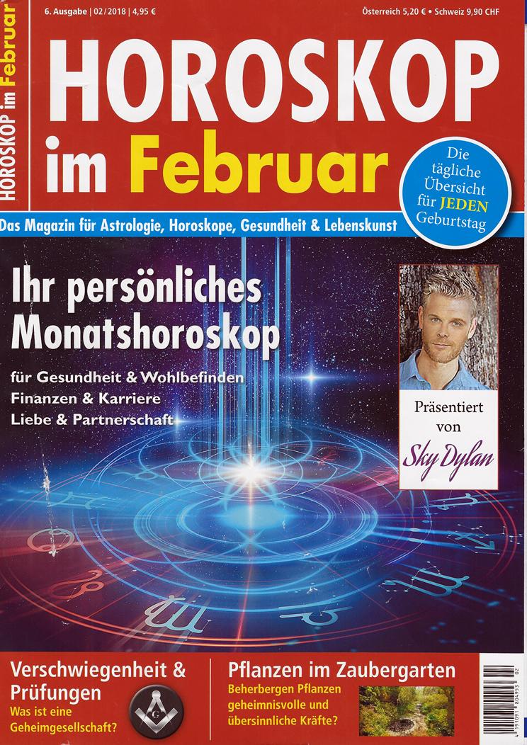 Horoskop Monat März von Astrologe Sky Dylan aus Frankfurt