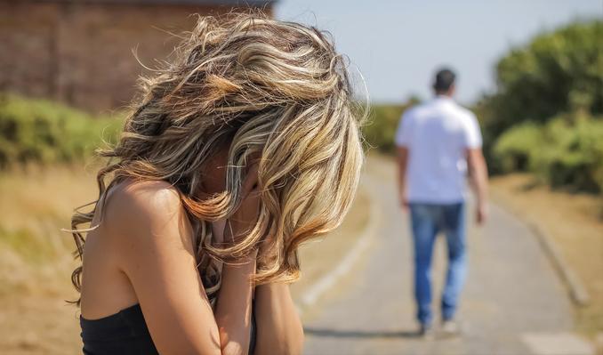 Angst vor Verlust Beziehungsprobleme