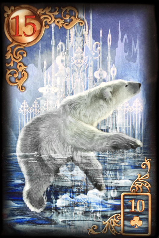 Bedeutung Lenormand Tageskarte Bär