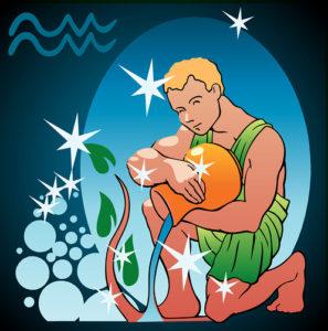 Sternzeichen Wassermann Wochenhoroskop 6. Februar bis 12. Februar 2017